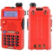 Рация Baofeng UV-5R (Красная) 8 Ватт